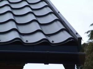 Металлочерепица Мера Систем — изделия с защитным полимерным покрытием