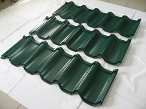 Фото: Форма металлочерепичных листов